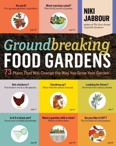 Niki Jabbour Groundbreaking Food Gardens 73 Plans That Will Change The Way You Grow Your G
