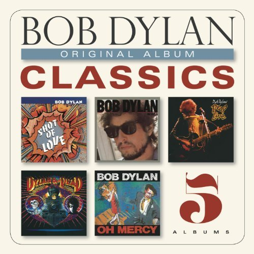 Bob Dylan Original Album Classics (the 8 5 CD