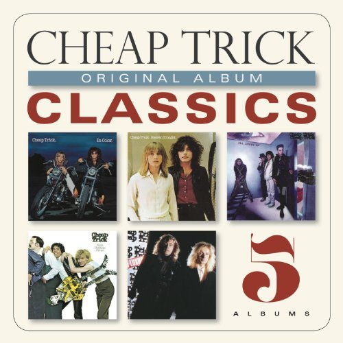 Cheap Trick Original Album Classics 5 CD