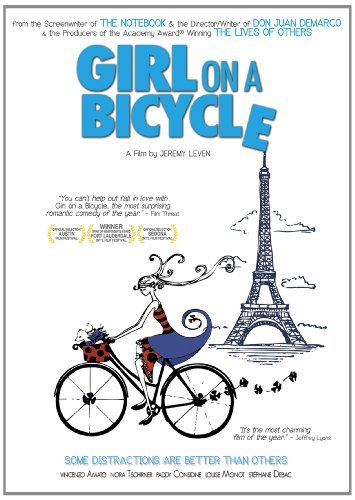 Girl On A Bicycle Amato Tschirner Monot DVD R
