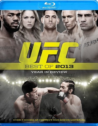 Ufc Best Of 2013 Ufc Blu Ray Ws Nr