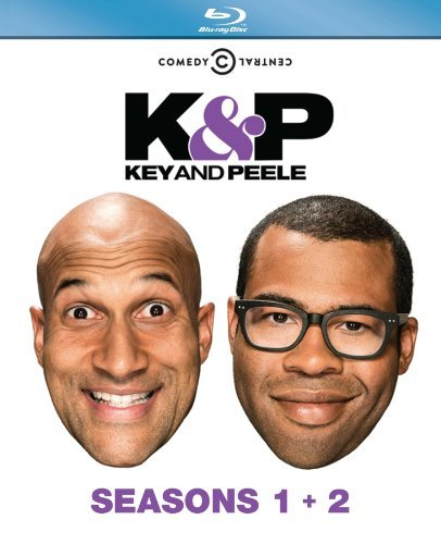 Key & Peele Season 1 2 Blu Ray