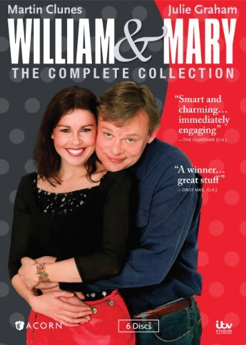 William & Mary Complete Collection DVD Nr Ws