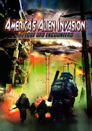 America's Alien Invasion Lost Krill Oliver Long Nr