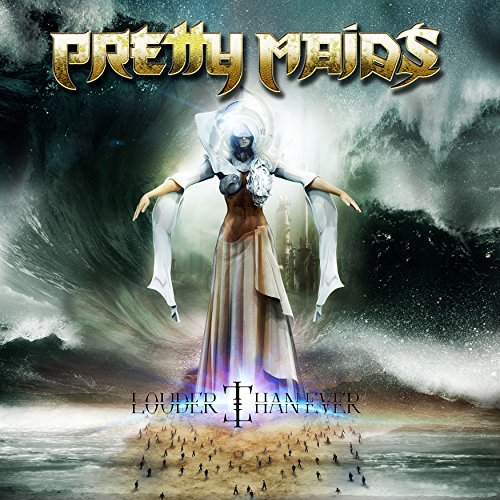 Pretty Maids Louder Than Ever Incl. DVD