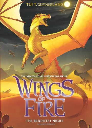 Tui T. Sutherland Wings Of Fire Book Five The Brightest Night