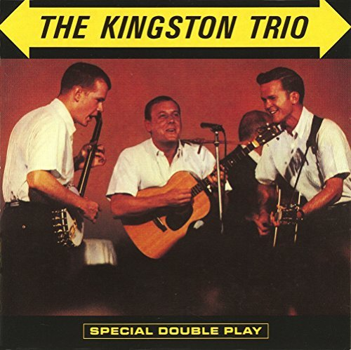 Kingston Trio Make Way & Goin' Places