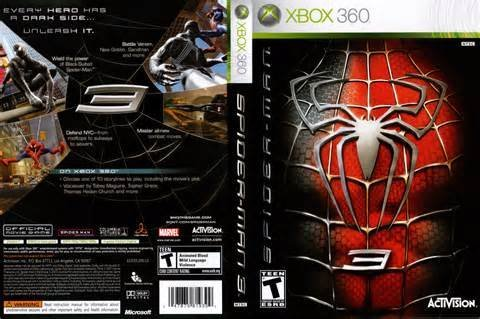 X360 Spiderman 3 W. Movie Ticket