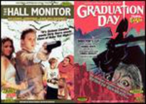 Graduation Day Hall Monitor Graduation Day Hall Monitor Nr 2 DVD