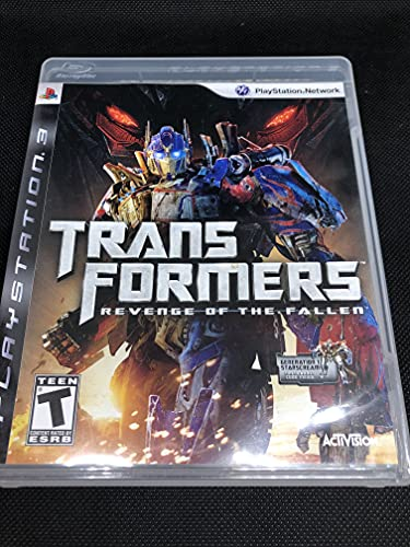 Ps3 Transformers Revenge Of The Fallen