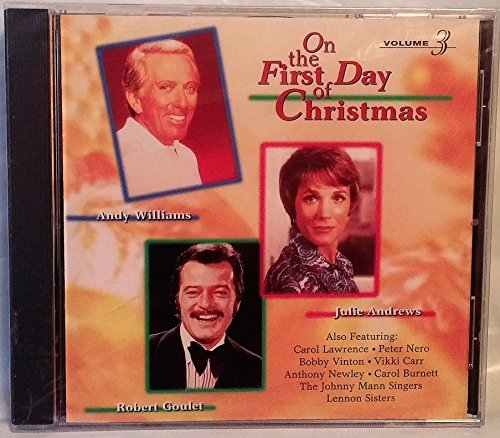 On The First Day Of Christmas Vol. 3 On The First Day Of Christmas