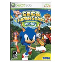 X360 Sega Superstars Tennis