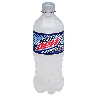 Beverage Mountain Dew Whiteout 20 Oz.