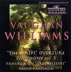 Vaughan Williams Sargent Barbirolli Best Of The Great Composers 29