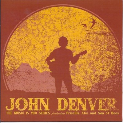 Priscilla Ahn John Denver The Music Is You S John Denver The Music Is You S