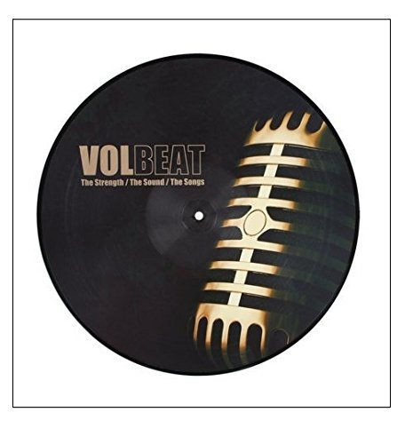 Volbeat Strength The Sound The Songs Picture Disc