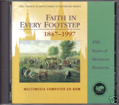 Faith In Every Footstep 150 Years Of Mormon Pione