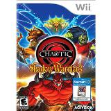 Wii Chaotic Shadow Warriors Bonus Kapalor Chaotic Trading Card