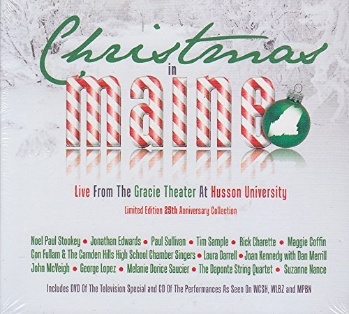 Christmas In Maine Live CD DVD 2012 Edition