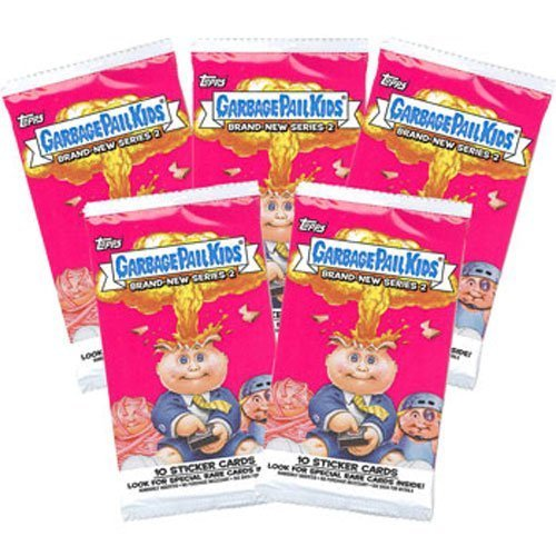 Trading Cards Garbage Pail Kids Bn Series 2