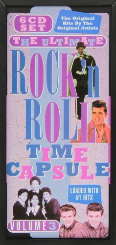 Ultimate Rock & Roll Time Caps Vol. 3 Ultimate Rock & Roll Ti 6 CD