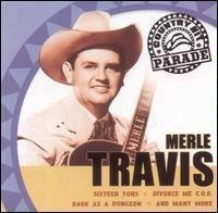 Merle Travis Country Hit Parade
