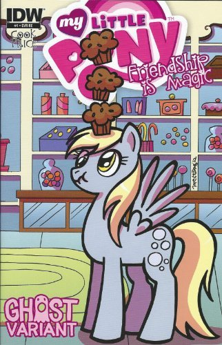 Comic Book My Little Pony Friendship Is Magic
