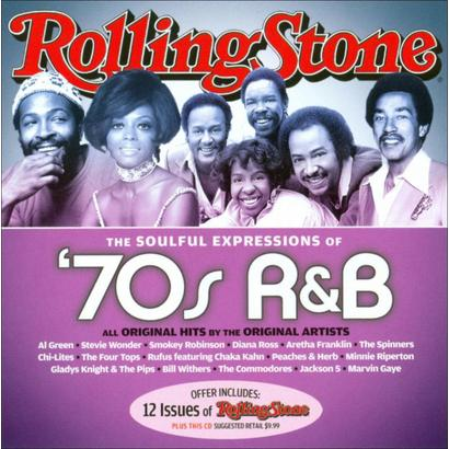 Soulful Expression Of 70's R&b Soulful Expression Of 70's R&b