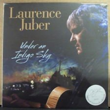 Juber Laurence Under An Indigo Sky 180gm Vinl Lmtd Ed.