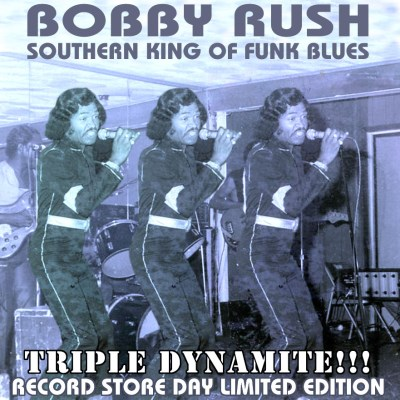 Rush Bobby Southern King Of Blues Funk