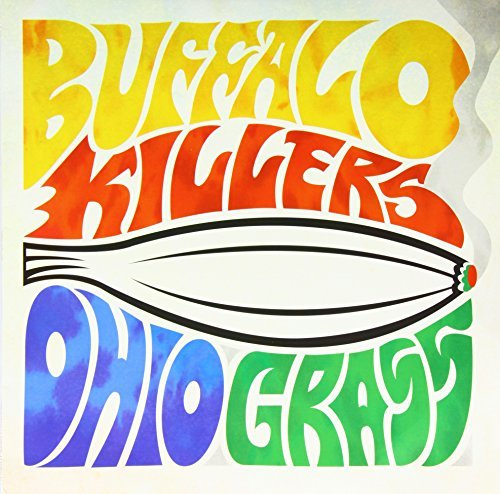 Buffalo Killers Ohio Grass Herb Green Vinyl