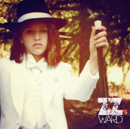 Zz Ward Grinnin' In Your Face Everybod 7 Inch Single