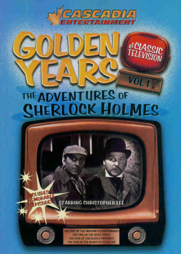 Golden Years Of Classic Television Adventures Of Sherlock Holmes Vol. 1