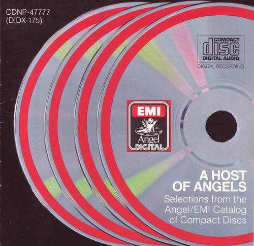 Various Artists A Host Of Angels Volume 1