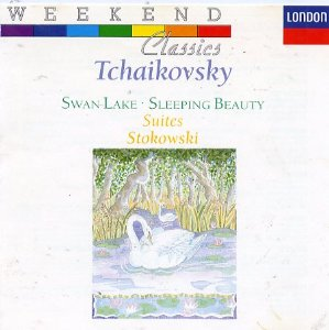 Tchaikovsky Stokowski Swan Lake Sleeping Beauty