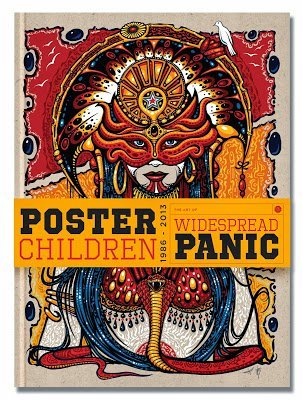 Widespread Panic Poster Children Widespread Pa Book (hardback)