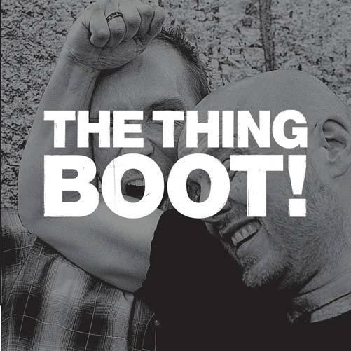Thing Boot Ep
