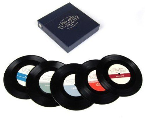 Mumford & Sons Babel The Singles Collection 5x7 Inch Singles