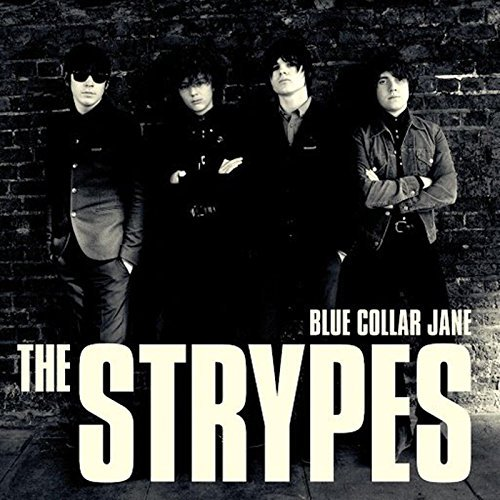 Strypes Blue Collar Jane Includes $2 Coupon Good Towards Full Length