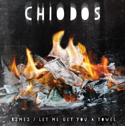 Chiodos R2me2 Let Me Get You A Towel 7 Inch Single