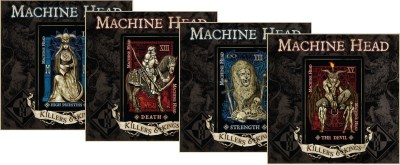 Machine Head Killers & Kings Rsd 2014 10' Killers & Kings Rsd 2014 10'