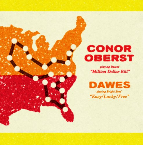 Conor Oberst Dawes Conor Oberst Dawes 7 Inch Single