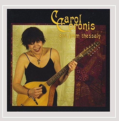 Carol Coronis Girl From Thessaly Local
