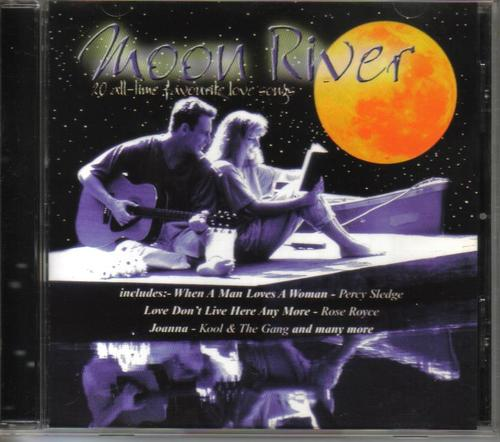 Various Artists Moon River 20 All Time Favourite Love Songs