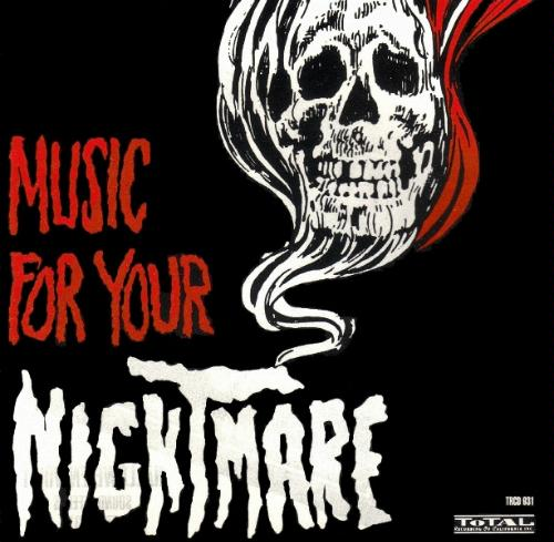 Steven Schramm Jonas Kvarnstrom Music For Your Nightmare