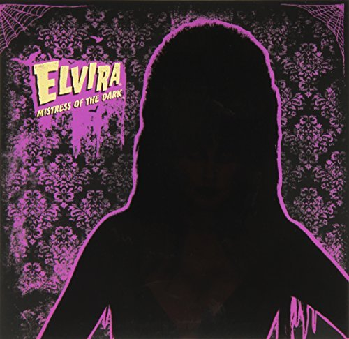 Elvira 2 Big Pumpkins B W 13 Nights Of Halloween Purple Vinyl X235 Tdmn