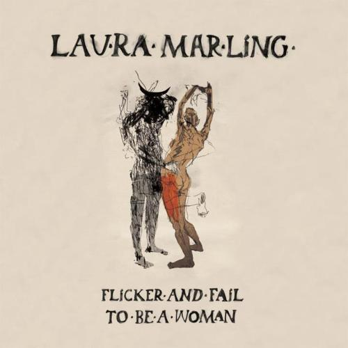 Marling Laura Flicker & Fail 7 Inch Single