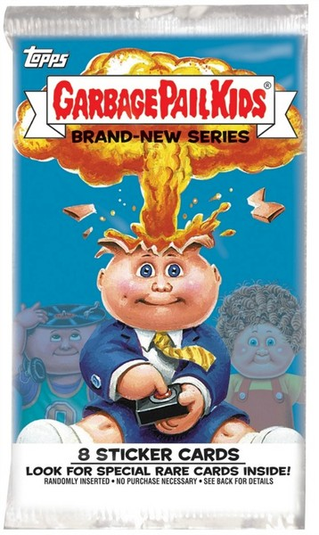Trading Cards Garbage Pail Kids Bn Series 1
