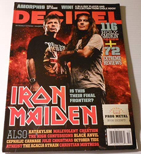 Decibel Magazine February 2013