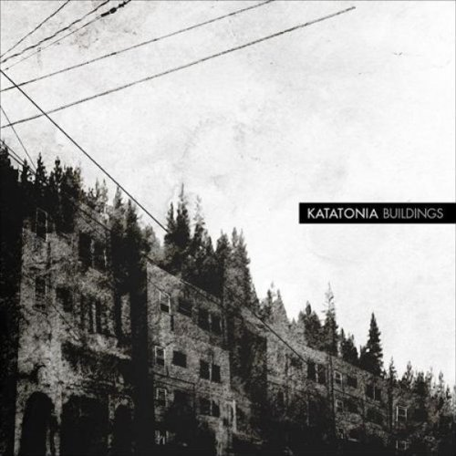 Katatonia Buildings 7' 7 Inch Single Lmtd Ed. Traansarent